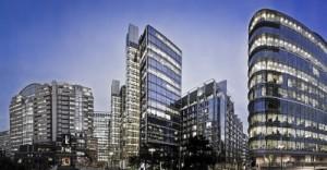 Canary Wharf maintenance company